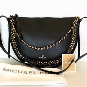 Michael Kors Jagger Large Messenger Bag